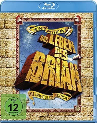 Das Leben des Brian - Immaculate Edition [Blu-ray] für 4,80€ & die Die Ritter der Kokosnuss für 4,94€ (Amazon Prime)
