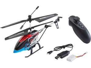 Revell Motion Helicopter RED KITE ( Saturn & Amazon )
