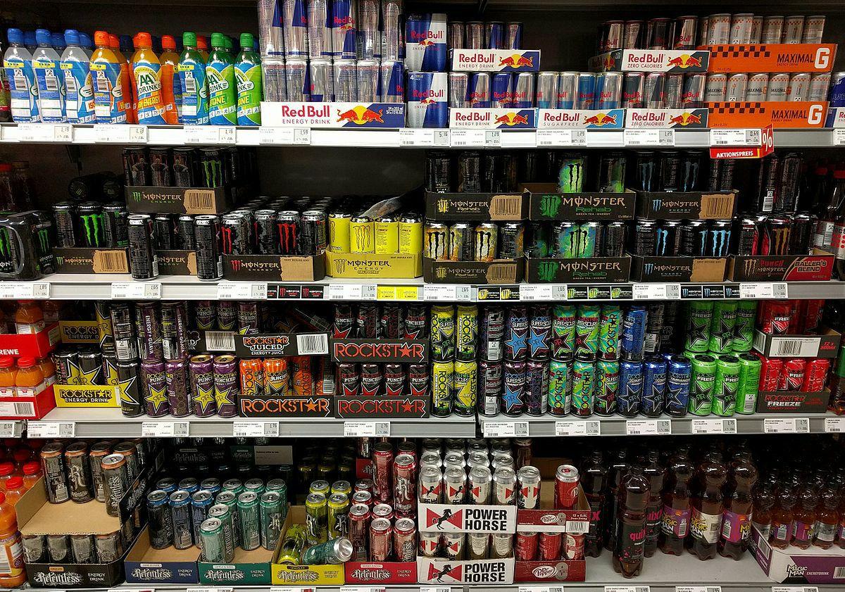 Energy Drink Angebote vom 18.01 bis zum 23.01