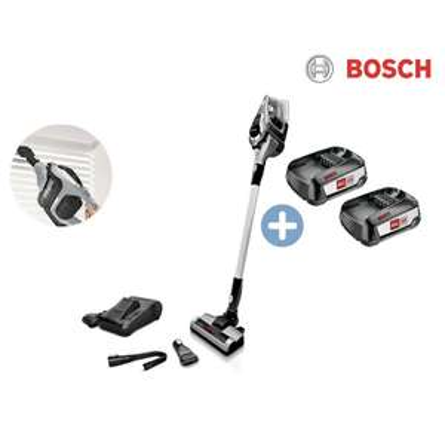 Bosch Unlimited Serie 8 Akkustaubsauger (BCS1TOP) + 2 Akkus für 308,90€ inkl. Versand (statt 359€)