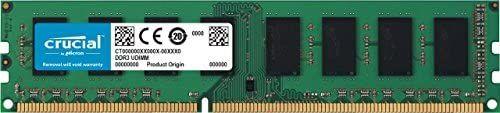 Crucial RAM CT51264BD160BJ 4GB DDR3 1600 MHz CL11 Desktopspeicher [Prime]