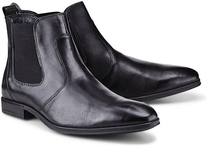 Görtz: Drievholt Chelsea Boots Herren Leder schwarz 19,19€ inkl. Versand (Größen 41 bis 45)