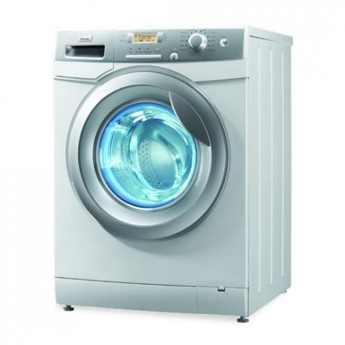Haier HW-F1481 für 249 € - Waschautomat mit 8 kg Fassungsvermögen, 1400 U/min und Energieeffizienzklasse A+