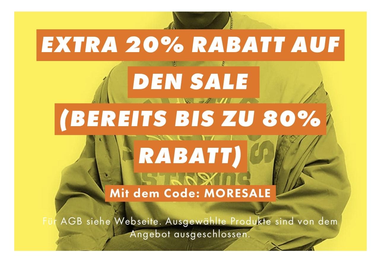 [ASOS] 20% auf Sale bis 22 Uhr (APP)