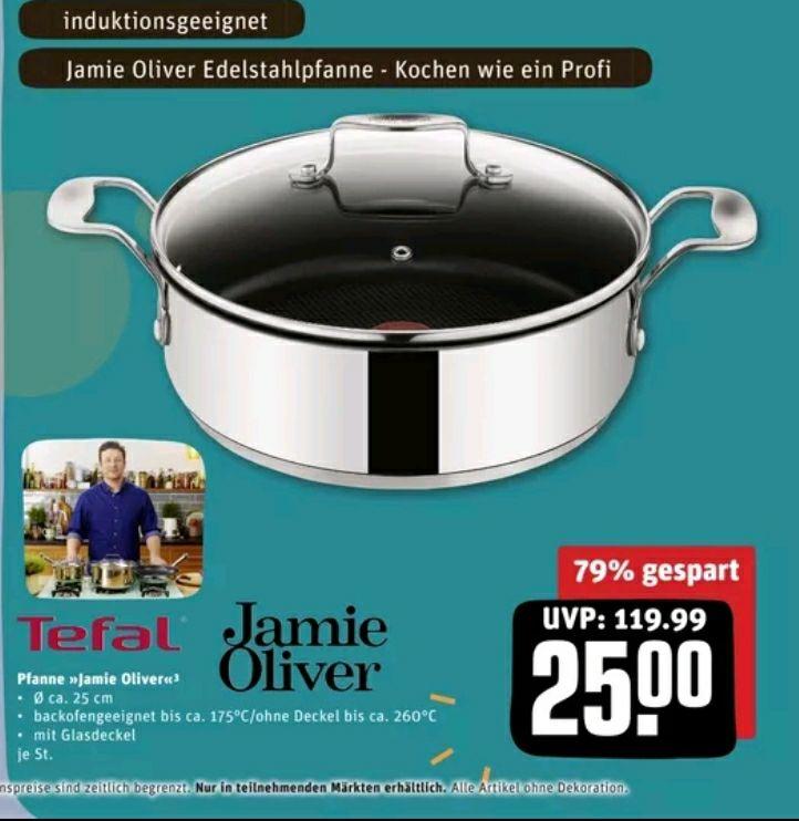 Jamie Oliver Servierpfanne