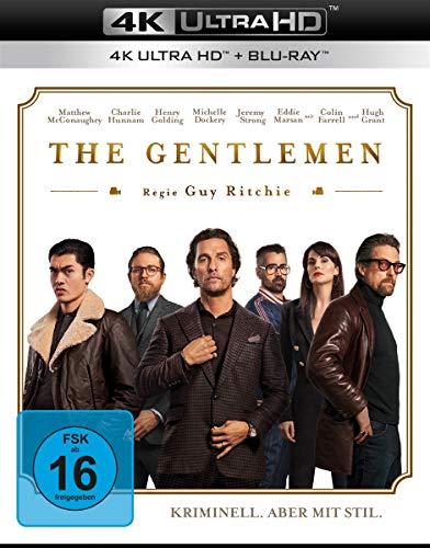 Amazon Prime - The Gentlemen (4K Ultra HD) (+ Blu-ray 2D)