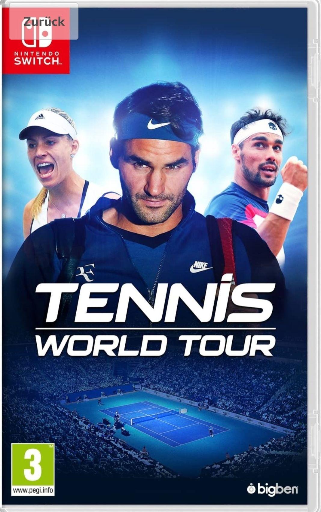 Tennis World TourNintendo Switch