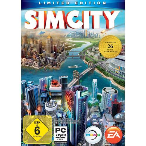 SimCity Limited Edition *Downloadversion bei Green Man Gaming* vorbestellen