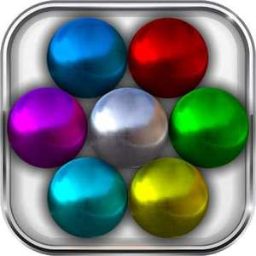 [Google Playstore] 4x Magnet Balls kostenlos