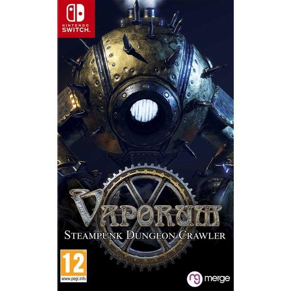 Vaporum - Nintendo Switch für 20,95€ @ Coolshop