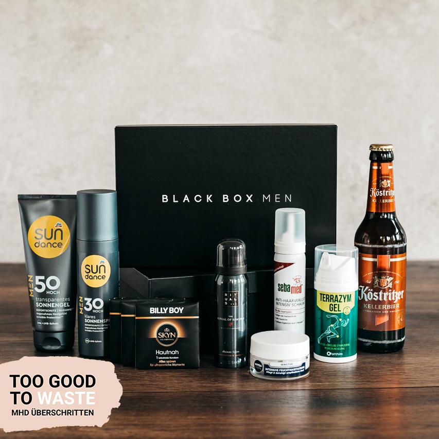 """Zusätzlich 25% Rabatt auf alle bereits reduzierten """"Too Good to Waste"""" - Beautyboxen"""
