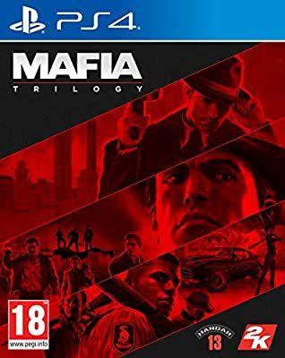 Mafia Trilogy für XBox One und PS4 bei Amazon.co.uk als Box Version