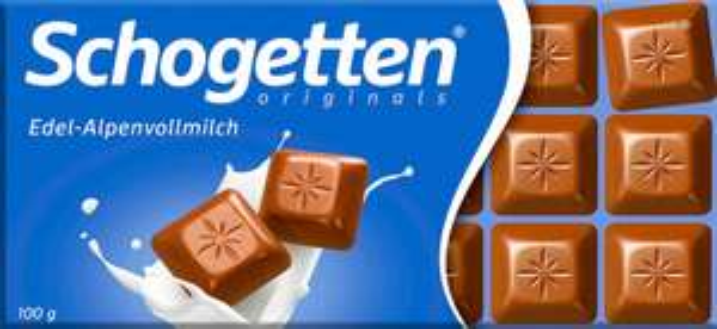 [Kaufland ab 25.01.-27.01] Schogetten Schokolade versch. Sorten je 100-g-Packg für 0,49€. ab 5 Packungen gratis Backform bekommen