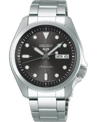 Seiko SRPE53K1 5 Sports Automatik Uhr 40mm 10ATM