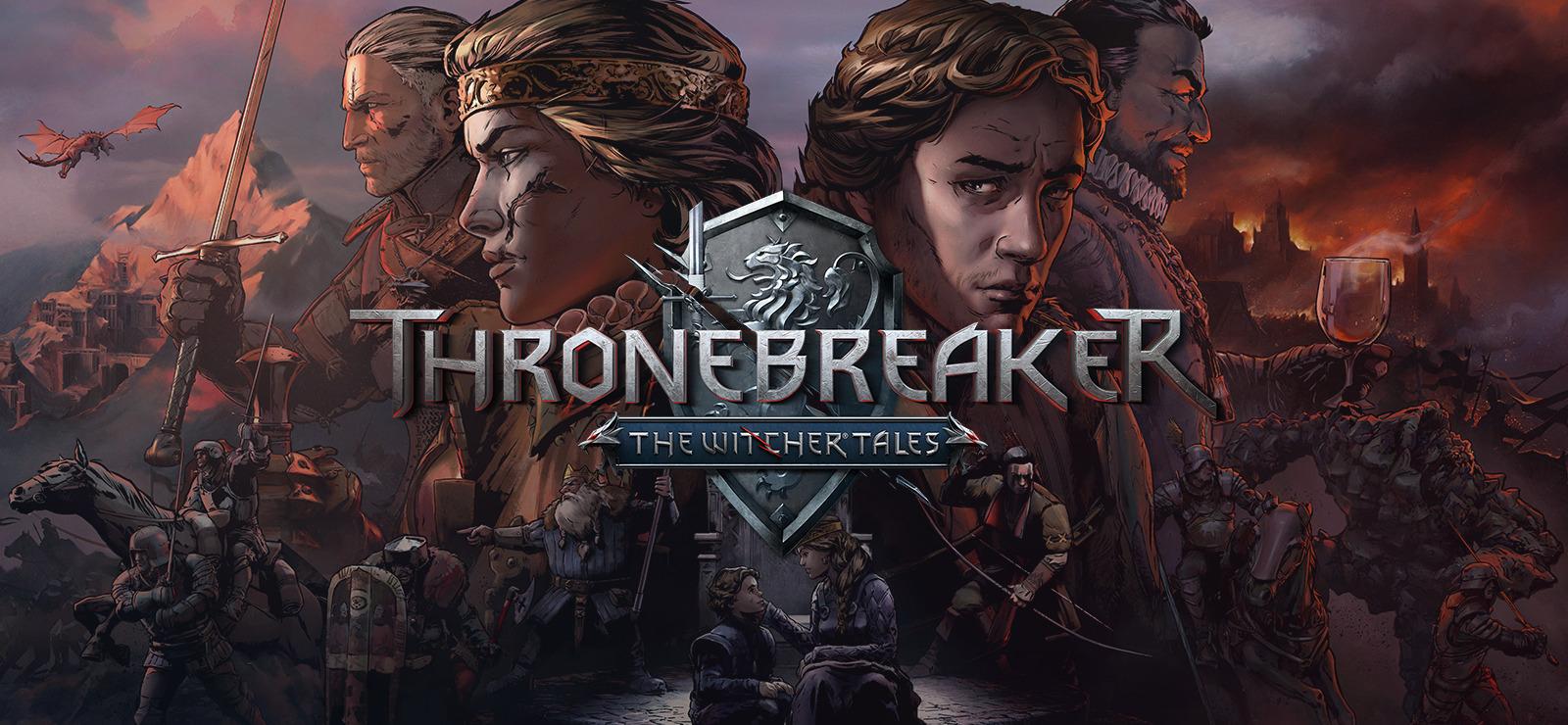 Thronebreaker: The Witcher Tales für 10€ oder Dragon Age™: Origins - Ultimate Edition für 5€ statt 9,27€: @ GOG