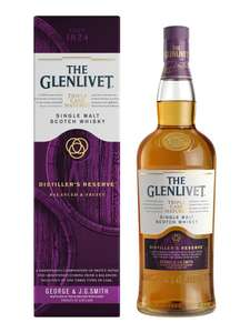 The Glenlivet Triple Cask Matured Distillers Reserve 40% 1L