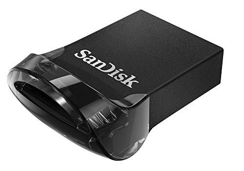 [Amazon Prime] 256 GB USB Stick SanDisk Ultra Fit USB 3.1 Flash-Laufwerk