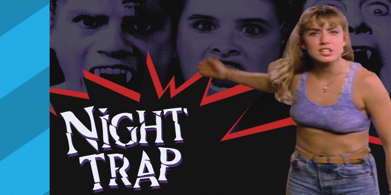 (B-Movie Trash) Night Trap - 25th Anniversary Edition für 2,39€ im Nintendo eShop (Switch)