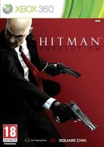 Hitman Absolution PS3 / XBOX 360 für 15,43 Euro bei TheHut [Chillmo]