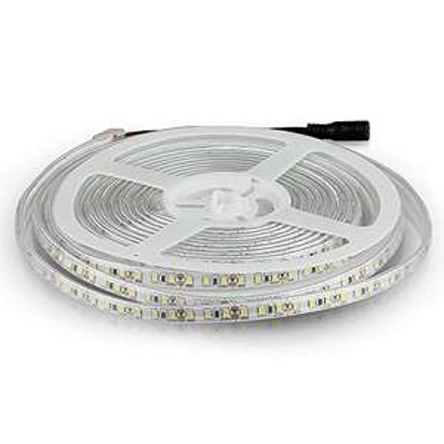 (Prime) 5 Meter LED-Streifen mit 600 LEDs 12V Int Außen 36W warmes Licht VT-2038