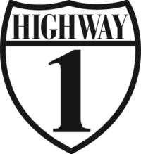 Motorradjeans Highway1 mit Aramid für Männer und Frauen