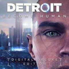 Detroit: Become Human Digital Deluxe Edition (PS4) für 12.99€ (PSN Store)