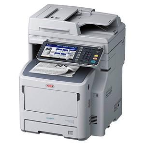 OKI ES 7170dn 3 in 1 Laser-Multifunktionsdrucker für 451€ + 40€ Tankgutschein (mit Gewerbeschein)