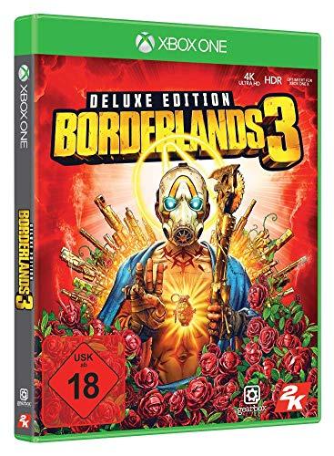 Borderlands 3 Deluxe Edition für Xbox One (plus Next-Gen-Update) günstiger