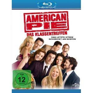 American Pie - Das Klassentreffen [Blu-Ray/Amazon]
