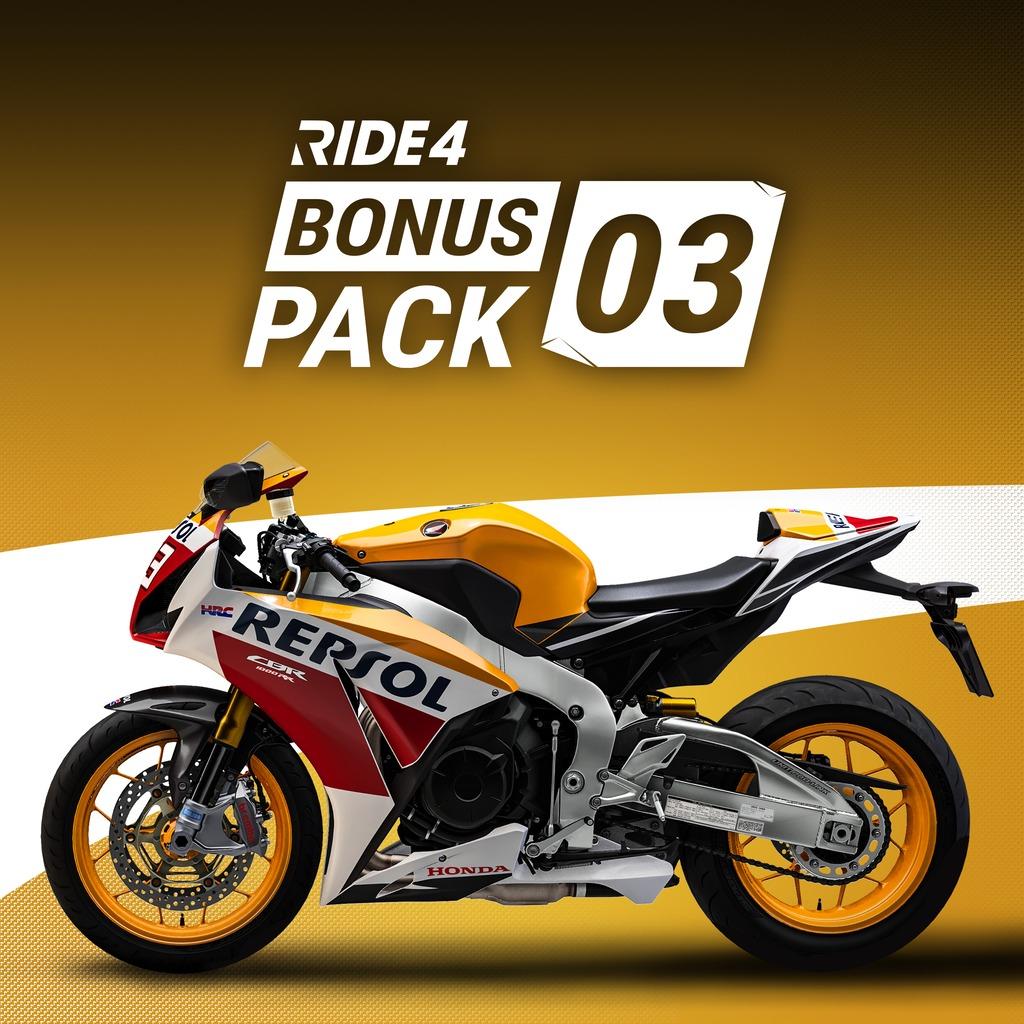 [PS4] Ride 4 - DLC Bonus Pack 3 Kostenlos