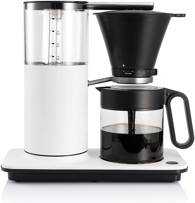 Wilfa CMC-100MW Kaffeemaschine Matt, Weiß Fassungsvermögen Tassen=10 Glaskanne [Amazon & Conrad]