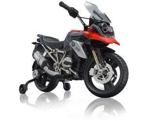 ROLLPLAY BMW R1200 GS Motorcycle Kinderfahrzeug Rot [Mediamarkt]
