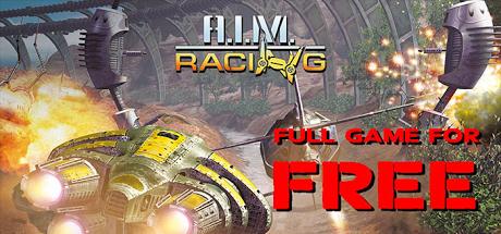 [Indiegala] Sci-Fi-Rennspiel A.I.M. Racing kostenlos (Windows PC)