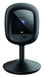 [Amazon.es] D-Link DCS-6100LH mydlink Compact Full HD Wi-Fi Camera (110° Blickwinkel, 5m Nachtsicht, Cloud Recording, WPA3)