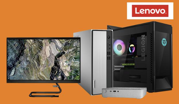 Mwst. geschenkt auf div. LENOVO PC / z.B. LENOVO Legion Tower 5i Gaming PC Core i7 16GB 512GB SSD für 913,53€ und weitere Artikel