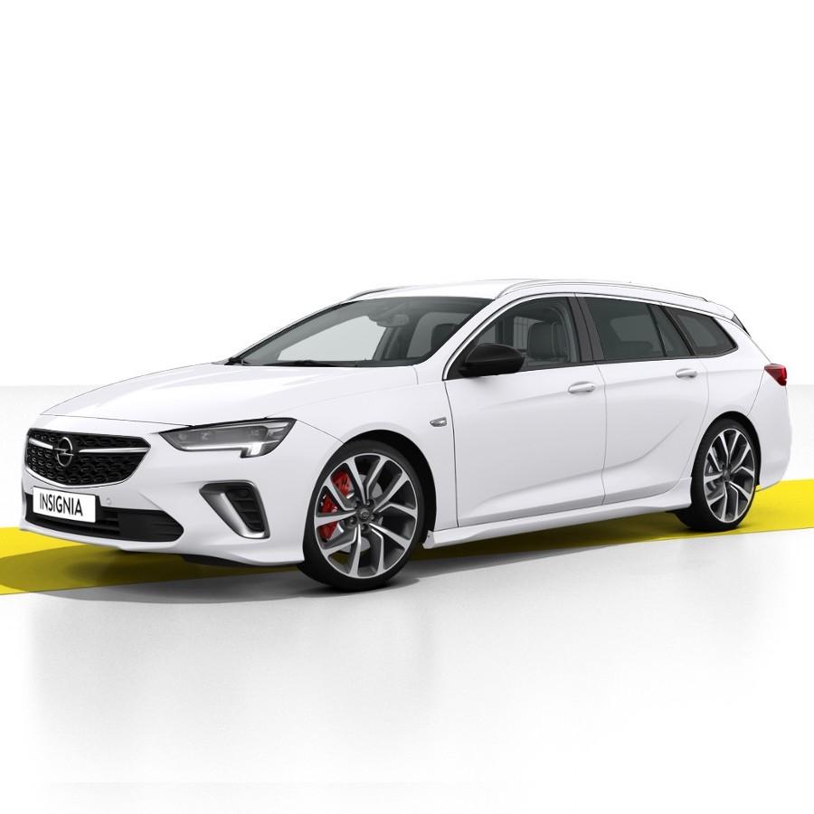 [Gewerbeleasing] Opel Insignia GSi (230 PS) mtl. 167€ + 836€ ÜF (eff. 202,7€), LF 0,35, GF 0,43, 24 Monate, EZ 11/20, viel Sonderausstattung