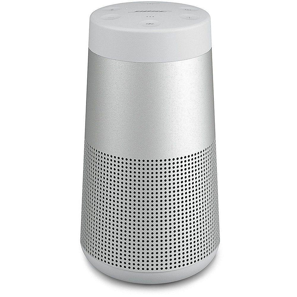 BOSE SoundLink Revolve Serie II Bluetooth Lautsprecher portabel silber [Cyberport]