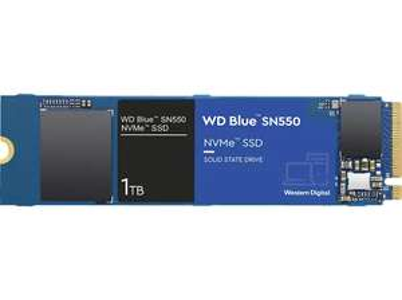 WD Blue SN550 NVMe 1TB SSD für 88€ inkl. Versandkosten / inkl. 128GB Micro SDXC Speicherkarte für 90€ möglich