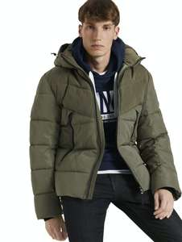 TOM TAILOR Denim Herren Heavy Puffer Jacke in 4 Farben (Gr. S-2XL)