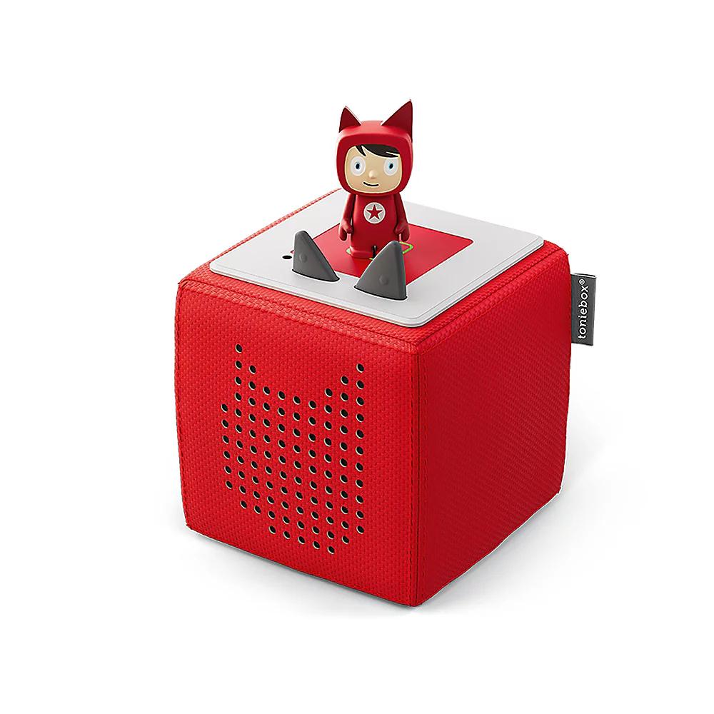 Toniebox - Starterset - Rot inkl. Kreativ Tonie 64,90 mit Newslettergutschein
