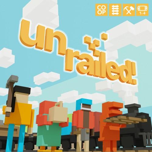Unrailed! (Steam) – kostenlos spielen bis 25.01