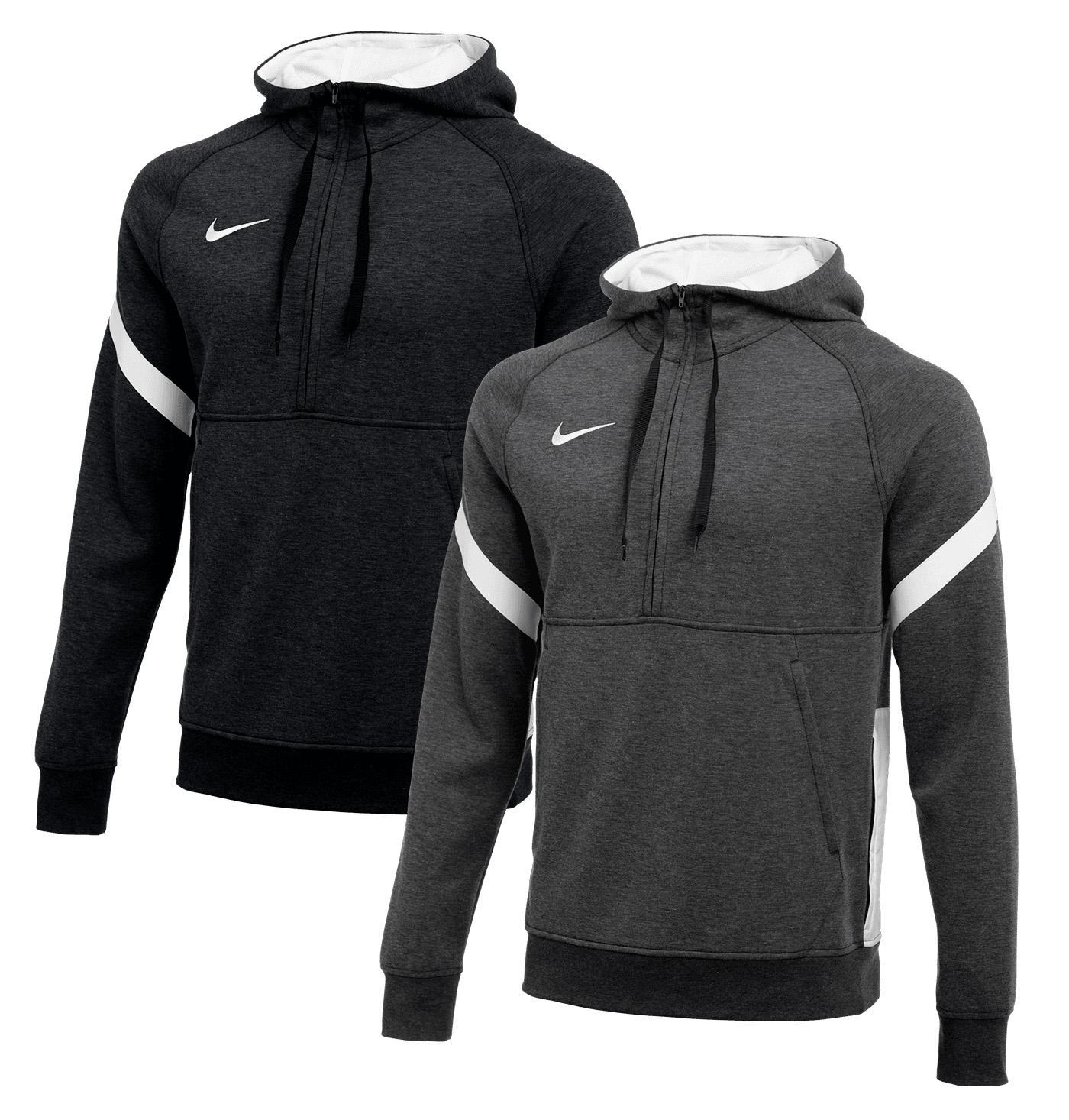 Nike Kapuzenpullover Strike Fleece 1/2-Zip (Größen S bis XXL)