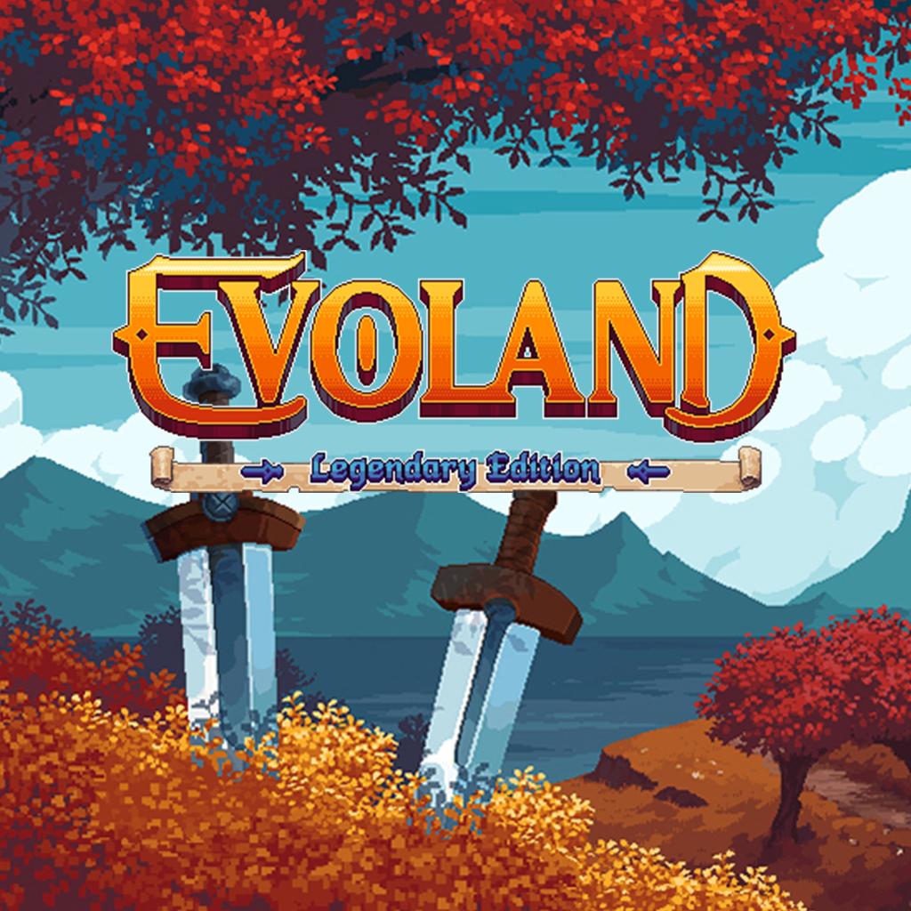 Evoland Legendary Edition - Evoland 1 + 2 (Switch) für 4.99€ (Nintendo eShop)