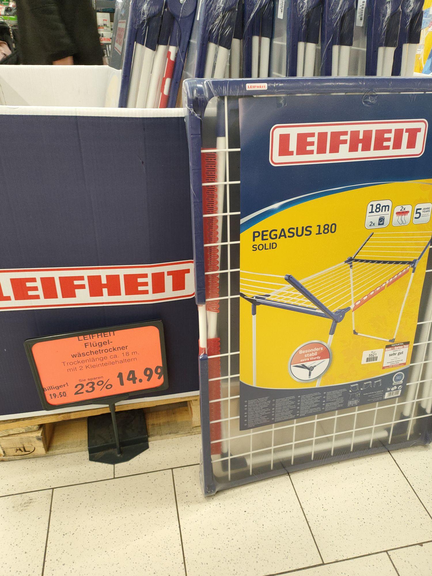 Leifheit Pegasus 180 Solid (lokal Berlin?)