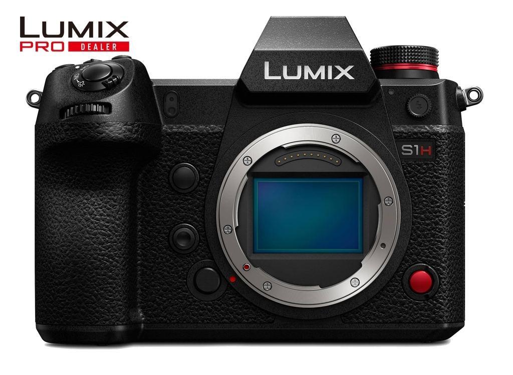 Panasonic Lumix DC-S1H Systemkamera