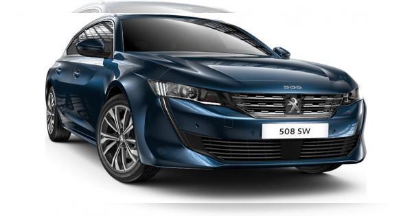 Privatleasing: Peugeot 508 SW / 179 PS (konfigurierbar) für 185€ (eff 226€) monatlich - LF:0,45