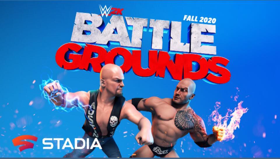WWE 2K Battlegrounds free Weekend kostenlos spielen [Stadia Pro]