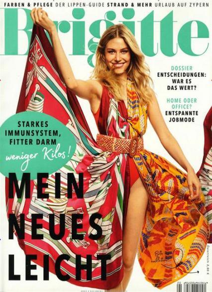 [Hobby + Freizeit] Brigitte (52 Ausgaben) für 99€ mit 90€ Bestchoice-, Otto- o. Zalando-Gutschein / 85€ Bestchoice-Premium-Gutschein