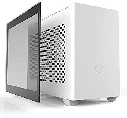 Cooler Master NR200P weiß SFF-PC-Gehäuse ITX