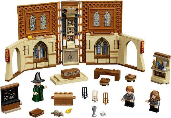 [Thalia KultClub] LEGO® Harry Potter™ Hogwarts™ Momente ( z. B. 76382 Verwandlungsunterricht)